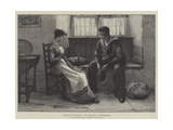 The Old, Old Story Giclee Print by William Harris Weatherhead