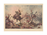 Battle of Borodino, 1824 Giclee Print by William Heath