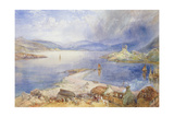 Kyleakin, Skye, 1866 Giclee Print by William 'Crimea' Simpson