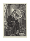 Seedtime Giclee Print by William Henry Charles Groome