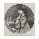 The Note and the Nosegay Giclee Print by William Frederick Yeames
