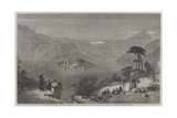 The Lago D'Orta Giclee Print by William C. Smith