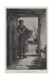 The Skipper's Wife Giclee Print by William Harris Weatherhead