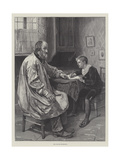 The Private Secretary Giclee Print by William Henry Charles Groome