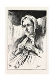 Jess, from a Window in Thrums, 1893 Giclee Print by William Brassey Hole