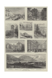 Rambling Sketches, Malvern Giclee Print by William Henry James Boot