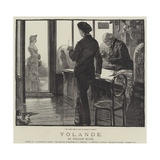 Yolande Giclee Print by William Heysham Overend