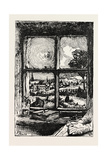 A Window in Thrums, 1893 Giclee Print by William Brassey Hole