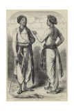 Bengal Sepoys Out of Uniform Giclee Print by William Carpenter