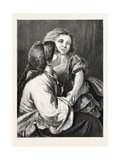 Nursery Tales Giclee Print by William Charles Thomas Dobson