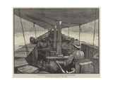 The Military Expedition Up the Nile Giclee Print by William Bazett Murray