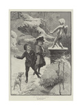 At War with Cupid Giclee Print by William Henry Charles Groome