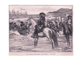The French Retreating from Torbay Ad 1690 Giclee Print by William Barnes Wollen