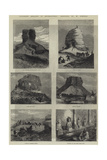 Buddhist Remains in Afghanistan Giclee Print by William 'Crimea' Simpson