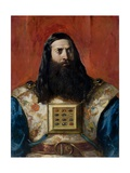 Aaron the High Priest Giclee Print by William Etty