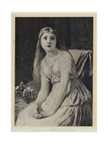 Cordelia Giclee Print by William Frederick Yeames