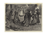 The Tichborne Crawls Giclee Print by William III Bromley