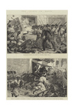 The Crisis in Egypt Giclee Print by William Heysham Overend