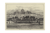 The Alexandra Palace, Muswell Hill Giclee Print by William Henry James Boot