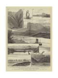 The Colquhoun-Wahab Expedition Through Southern China, Scenes on the Canton River Giclee Print by William Henry James Boot