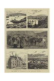 The Duke of Edinburgh in the Shetland Islands Giclee Print by William Henry James Boot