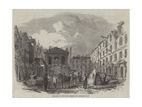 Demolition of Lyon's Inn, Strand Giclee Print by William Henry Pike