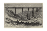 Upgang Viaduct, Near Whitby Giclee Print by William Henry James Boot