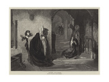 Sanctuary, from the Late Royal Academy Exhibition Giclee Print by William Holyoake