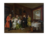 Marriage a La Mode: Vi, the Lady's Death, C.1743 Giclee Print by William Hogarth