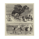 The Zulu War Giclee-trykk av William Ralston