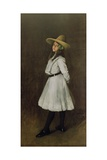 Dorothy, 1902 Giclee Print by William Merritt Chase