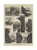 The Colquhoun Expedition Through Southern China, Scenes on the Canton River, Ii Giclee Print by William Henry James Boot