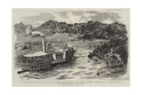 The Nile Expedition for the Relief of General Gordon Giclee Print by William Lionel Wyllie