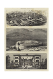 Sketches in Persia Giclee Print by William Henry James Boot