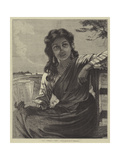 The Correct Card Giclee Print by William Holyoake