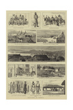 Sketches in Siberia Giclee Print by William Henry James Boot