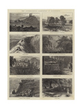 The Archaeological Association in Dorsetshire Giclee Print by William Henry James Boot