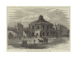 Surrey Chapel, Blackfriars-Road, Rowland Hill's Chapel Giclee Print by William Henry Pike