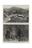 Gold Mining in South-East Wynaad, India Giclee Print by William Henry James Boot