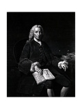Robert Dingley (1710-1781), 1762 Giclee Print by William Hoare