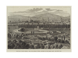 The War in South America, Lima, the Capital of Peru, Captured by the Chilian Army Giclee Print by William Henry Pike