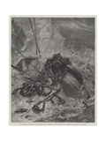 The Life-Boat Disasters in Last Week's Gale Giclee Print by William Heysham Overend