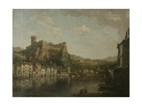 View in Lyons Giclee Print by William Marlow