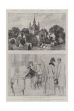 The Death of Queen Victoria Giclee Print by William Henry James Boot
