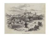 The City of Cracow Giclee Print by William Henry Pike