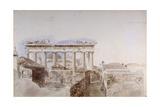 Antikkens Grækenland Giclée-tryk af William Pars
