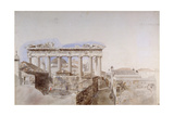 Ancient Greece Giclee Print by William Pars