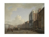 Whitehall, Looking Northeast, C.1775 Giclee Print by William Marlow