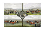 Racing Incidents Giclee Print by William Joseph Shayer