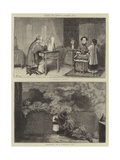 Life in China, Part VII Giclee Print by William III Bromley